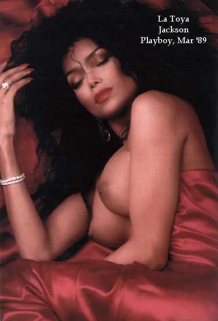 Playboy Post of the Day: LaToya Jackson ...