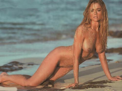 Denise Gained Notoriety As A Bond Girl In The World Is Not Enough Her